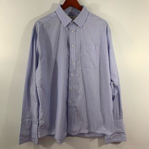 MARKS & SPENSER . Button Down Shirt . 17